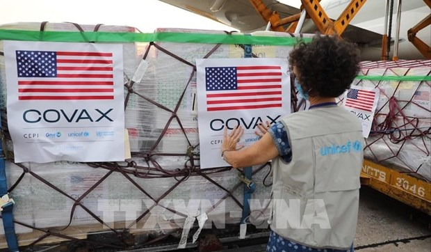 Covid-19 : plus de 1,5 million de doses de vaccin supplementaire au Vietnam hinh anh 1