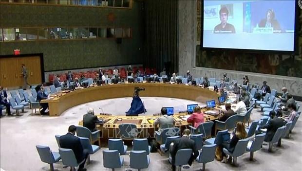 Le Vietnam appelle a mettre fin aux activites de colonisation illegale en Cisjordanie hinh anh 1