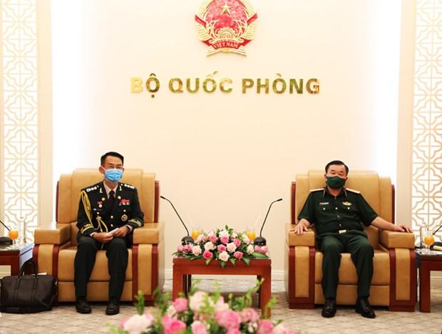 Promotion de la cooperation en matiere de defense entre le Vietnam et la Republique de Coree hinh anh 1