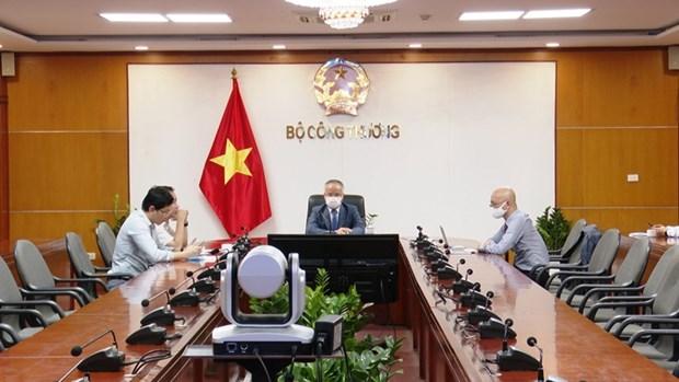 Amelioration du professionnalisme du secteur de la logistique au Vietnam hinh anh 1