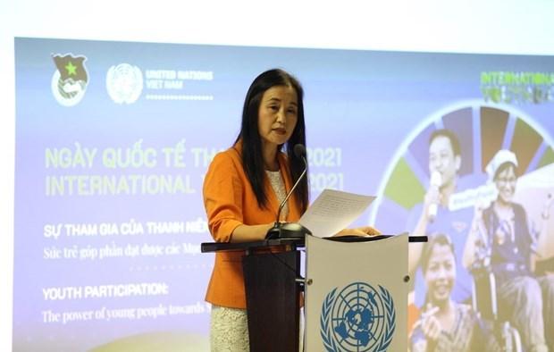 Le Vietnam celebre la Journee internationale de la jeunesse 2021 hinh anh 1