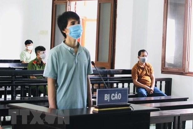 Phu Yen : Un homme condamne a 10 ans de prison pour actes subversifs hinh anh 1