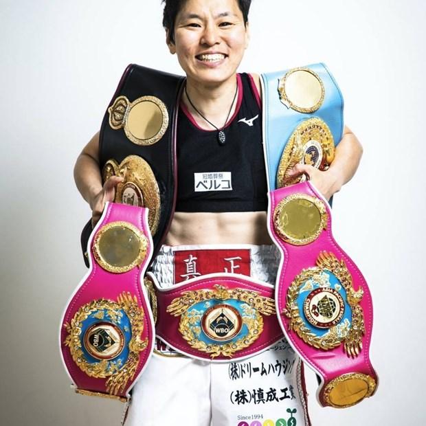 Une boxeuse vietnamienne au Championnat du monde WBO prevu en Republique de Coree hinh anh 2