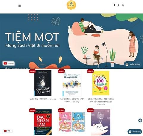 Les livres vietnamiens se vendent a l'etranger hinh anh 2