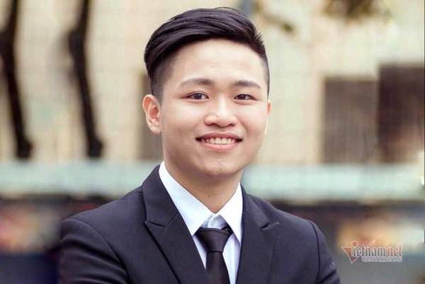 Un Vietnamien parmi les 50 meilleurs etudiants du monde hinh anh 1