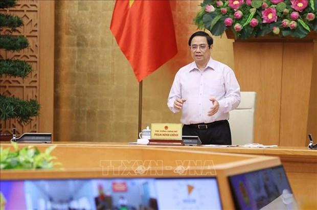 Kien Giang et Tien Giang demandees de controler le Covid-19 au plus tard le 30 septembre hinh anh 1
