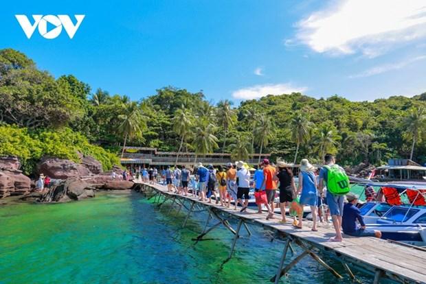 Phu Quoc rouvrira bientot ses portes aux touristes etrangers hinh anh 1