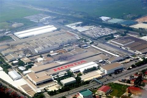 Vinh Phuc: Hausse exceptionnelle des IDE depuis janvier hinh anh 1