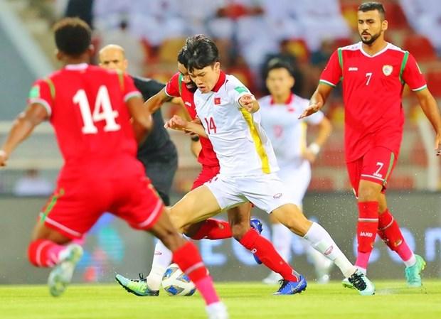 Coupe du Monde de la FIFA : Vietnam – Oman 1-3 hinh anh 1