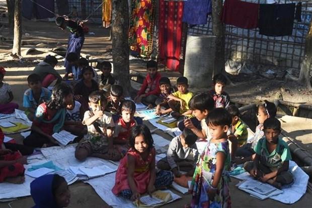 L'ASEAN et l'ONU en faveur d'une solution globale a la crise liee aux Rohingyas hinh anh 1