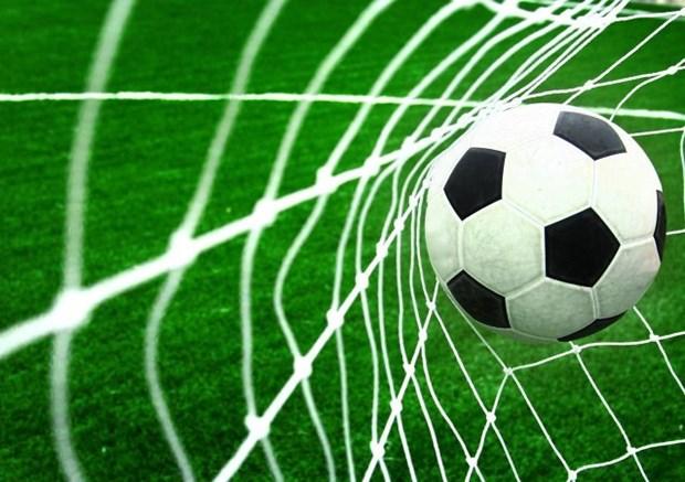 Football : Premier match amical entre legislateurs vietnamiens et sud-coreens hinh anh 1