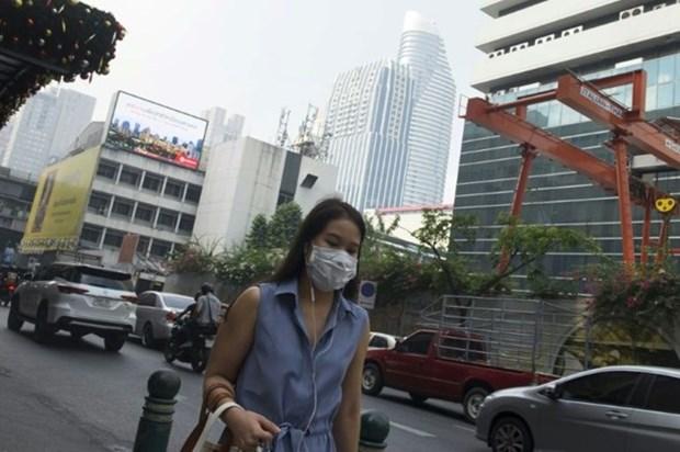 La Thailande veut faire tomber des pluies artificielles pour chasser la pollution hinh anh 1