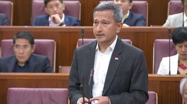Singapour affirme sa volonte de regler ses differends avec la Malaisie hinh anh 1