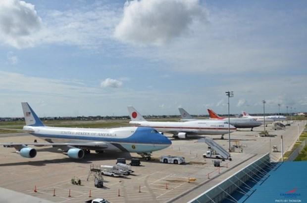Les aeroports cambodgiens accueillent plus de 10 millions de passagers hinh anh 1
