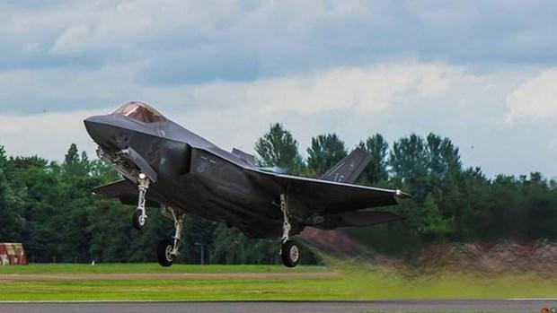 Singapour choisit l'avion de chasse americain F-35 pour remplacer sa vieille flotte hinh anh 1