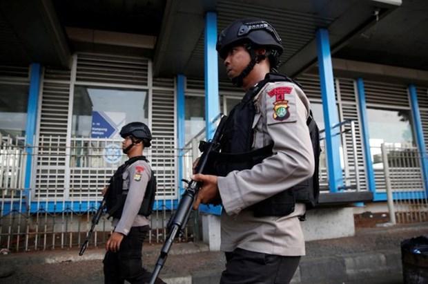 La menace terroriste persiste en Indonesie hinh anh 1