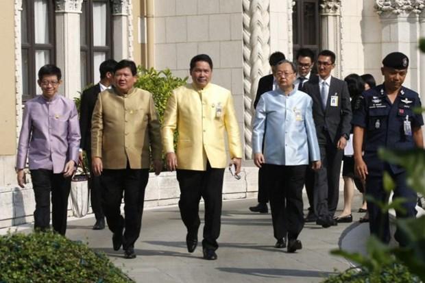 Thailande : quatre ministres demissionnent pour preparer les elections hinh anh 1