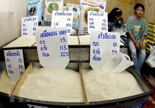 La Thailande exporte plus de 11 millions de tonnes de riz en 2018 hinh anh 1
