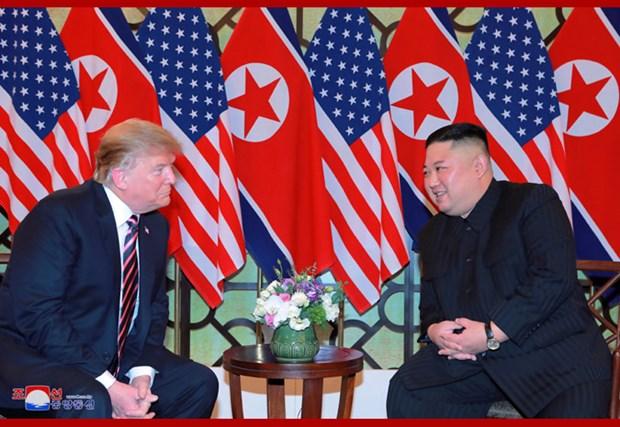 KCNA: les dirigeants nord-coreen et americain echangent des opinions sinceres et profondes hinh anh 1