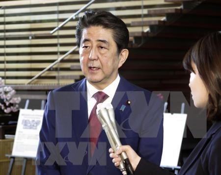 Le PM japonais veut rencontrer le dirigeant de la RPDC Kim Jong-un hinh anh 1