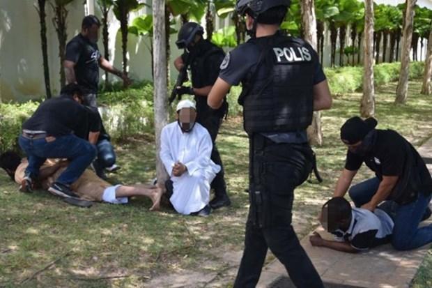 La Malaisie arrete neuf terroristes presumes hinh anh 1