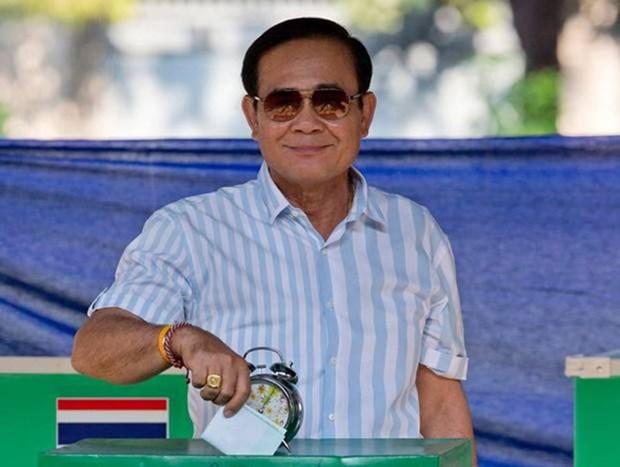 Thailande: le parti au pouvoir en tete des elections avec 7 millions de votes hinh anh 1