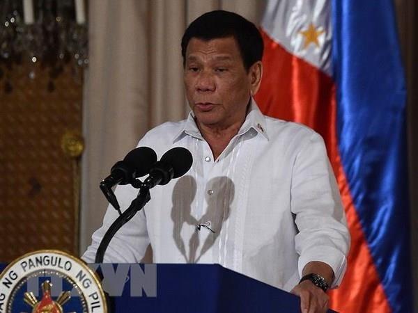Le president philippin ordonne l'examen de tous les contrats du gouvernement hinh anh 1
