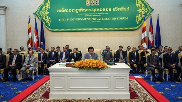 Le Cambodge devoile une strategie pour booster sa croissance hinh anh 1