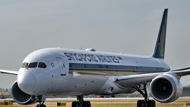 Singapore Airlines cloue au sol deux Boeing 787-10 hinh anh 1