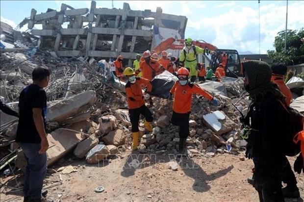 Indonesie: un seisme de magnitude 4,5 secoue le Sulawesi central hinh anh 1