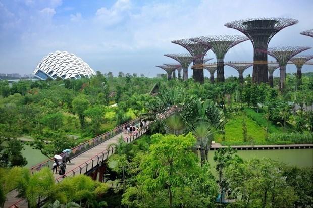L'ASEAN et la BAD lancent une initiative de soutien des infrastructures vertes hinh anh 1