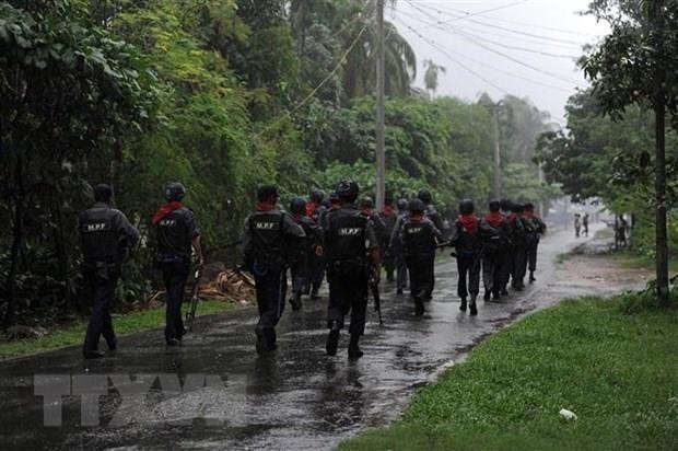 Myanmar: intensification des affrontements entre l'armee et les rebelles a Rakhine hinh anh 1