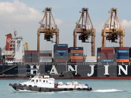 Singapour : la croissance du PIB ralentit au premier trimestre hinh anh 1
