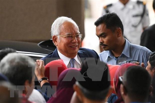Malaisie: reprise du proces de l'ex-PM Najib Razak hinh anh 1