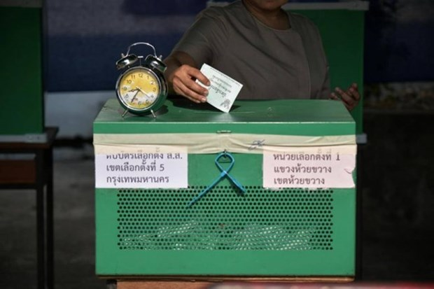 Thailande: la CE fixe l'ultime date pour les nouvelles elections hinh anh 1