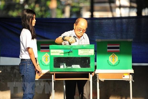 Thailande: Nouvelle election dans cinq provinces hinh anh 1