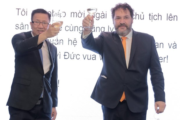 Ho Chi Minh-Ville booste ses relations de cooperation avec les Pays-Bas hinh anh 1