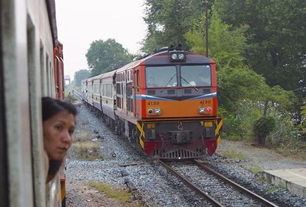 La Thailande retablit une ligne ferroviaire pour stimuler le developpement economique hinh anh 1