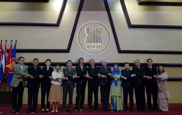 ASEAN et Norvege boostent la cooperation hinh anh 1