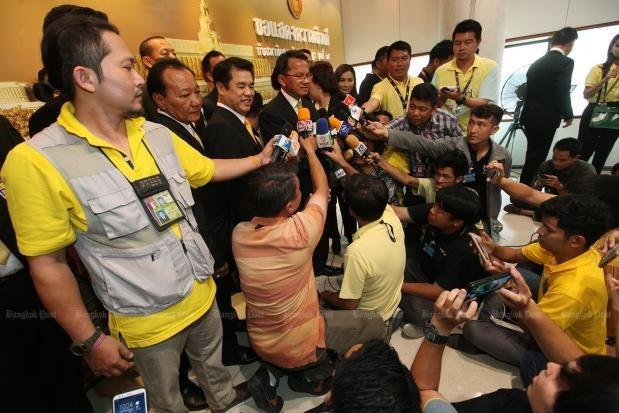Thailande: des petits partis soutiennent Palang Pracharath hinh anh 1