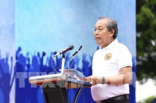 """Le Vietnam lance la campagne """"Pas d'alcool au volant"""" hinh anh 1"""