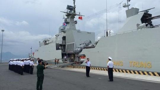 L'exercice de securite maritime de l'ADMM+ a Singapour hinh anh 1