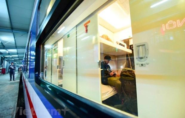 Vietnam : les trains rouleront bientot a 100 km par heure hinh anh 1