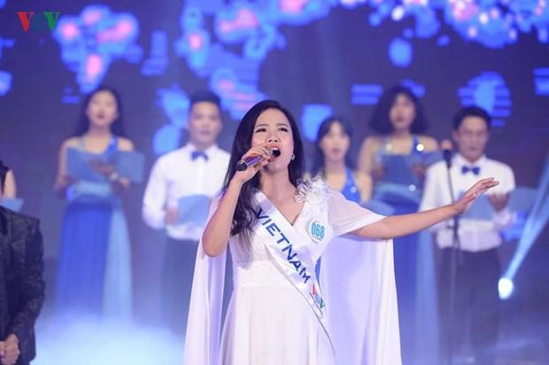 Coup d'envoi du concours de chant ASEAN+3 hinh anh 2