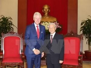 Visite officielle du leader du PCV aux Etats-Unis, visite historique hinh anh 1