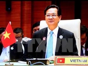 Le PM Nguyen Tan Dung part pour la Thailande hinh anh 1