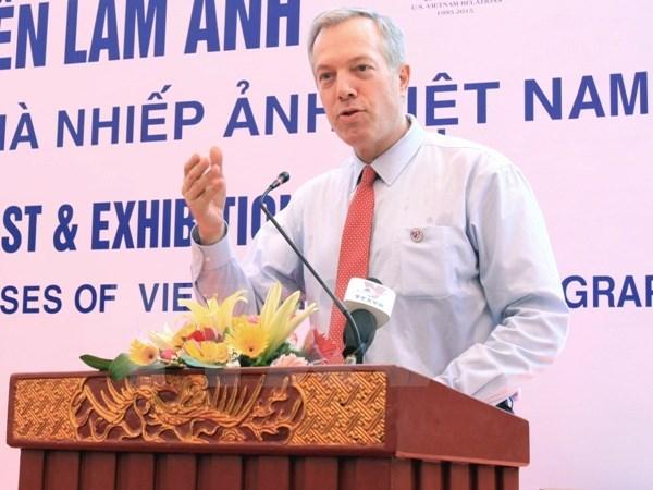 L'ambassadeur des Etats-Unis parle des relations avec le Vietnam hinh anh 2