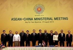 La 9e conference des hauts officiels ASEAN-Chine sur le DOC hinh anh 1
