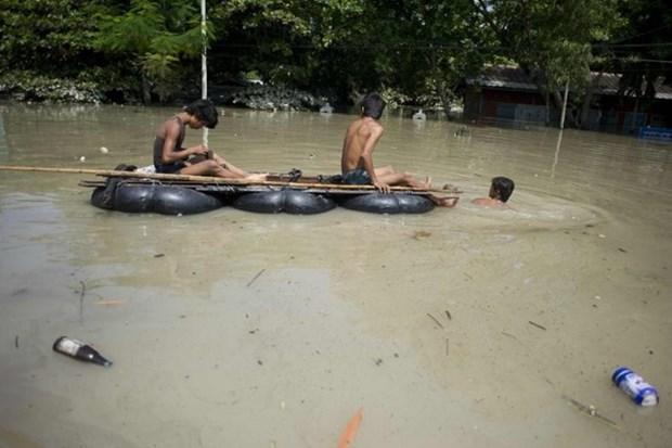 Inondations : l'ASEAN prete a soutenir les sinistres birmans hinh anh 1