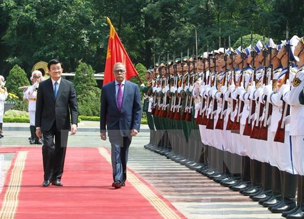 Declaration commune Vietnam-Bangladesh hinh anh 1